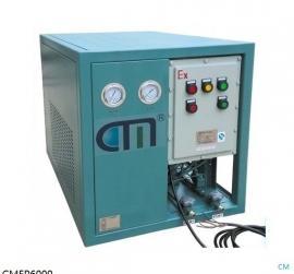 碳氢类冷媒回收机 安全防爆CMEP6000