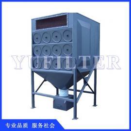 组合式滤筒除尘设备ES-C-2-4 除尘器 袋式除尘器 滤筒除尘器
