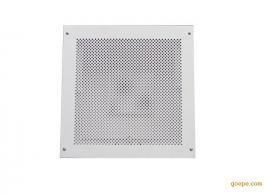 320型DOP 送风口液槽高效过滤器 带DOP高效送风口 果冻胶过滤器