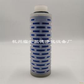 过滤器滤芯LDSL-F002、F-002、GL-002E/F、2M-2聚四氟乙烯滤芯
