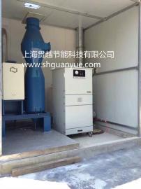 滤筒除尘设备-工业除尘设备净化-脉冲除尘器-大风量粉尘净化器