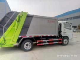 路边摊垃圾回收车 5吨不锈钢压缩垃圾车 路边5吨垃圾箱