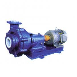 UHB-ZK系列耐腐磨砂浆泵