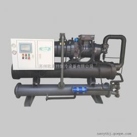 螺杆式冷水机组,工业水冷式