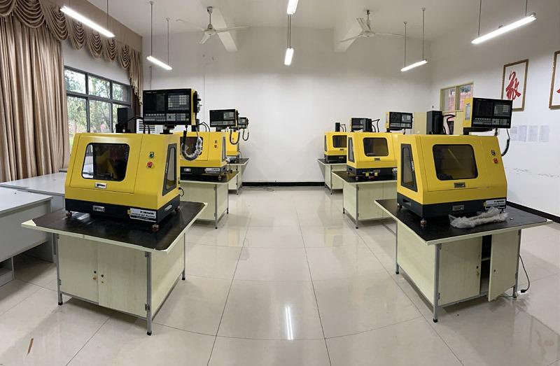 教学数控机床 育能装备XK200桌面型CNC