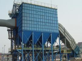 耐高温布袋除尘器-生物质锅炉除尘器-锅炉除尘器现场安装制作
