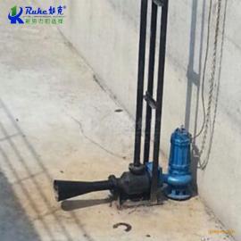QSB型深水自吸式潜水射流曝气机