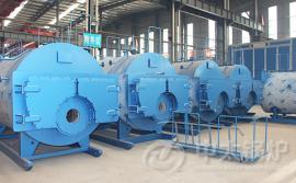 4.2mw天然气热水锅炉 供暖锅炉