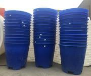 M1000L塑料叉车桶运输桶包装桶带叉车脚