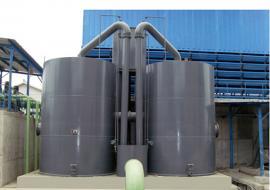 钢制重力式无阀滤池过滤器 自动反冲洗过滤器