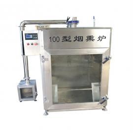 豆腐干蒸熏炉,全自动豆腐干烟熏机器