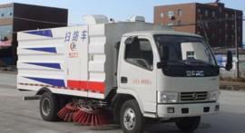 扫路车|道路清扫车|东风小多利卡扫路车