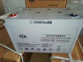 双登蓄电池12V100AH电池参数
