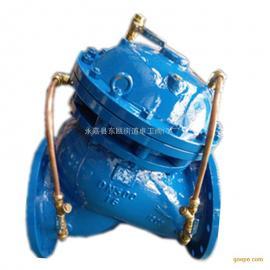 卓工,JD745X,760X,铸钢,多功能水泵控制阀
