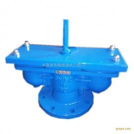 卓工,QB2,双口管道自动排气阀