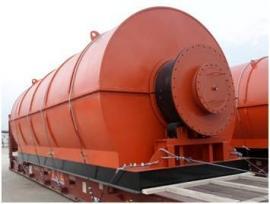 裂解设备 连续式裂解设备 废轮胎炼油设备 旧轮胎炼油设备