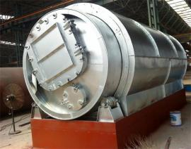 热裂解设备 废轮胎裂解设备 炼油设备 裂解设备