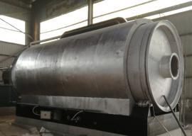 废轮胎炼油设备 旧轮胎炼油设备 炼油设备 裂解设备