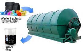 废轮胎裂解炼油设备 废轮胎炼油设备 废轮胎裂解设备 炼油设备