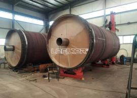 炼油设备 连续式裂解设备 废轮胎炼油设备 旧轮胎炼油设备