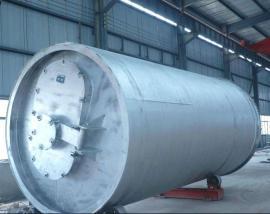 废轮胎炼油设备 废轮胎裂解设备 炼油设备厂
