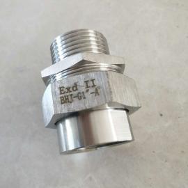 304不锈钢电缆防水接头DQM-G1-A,6分金属电缆接头报价