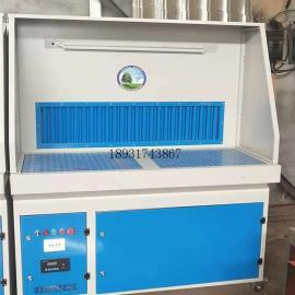 打磨除尘工作台打磨台除尘器设备打磨台除尘器设备吸尘打磨台设