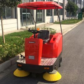 亚伯兰abram扫地车YBL-1400驾驶式电动扫地机