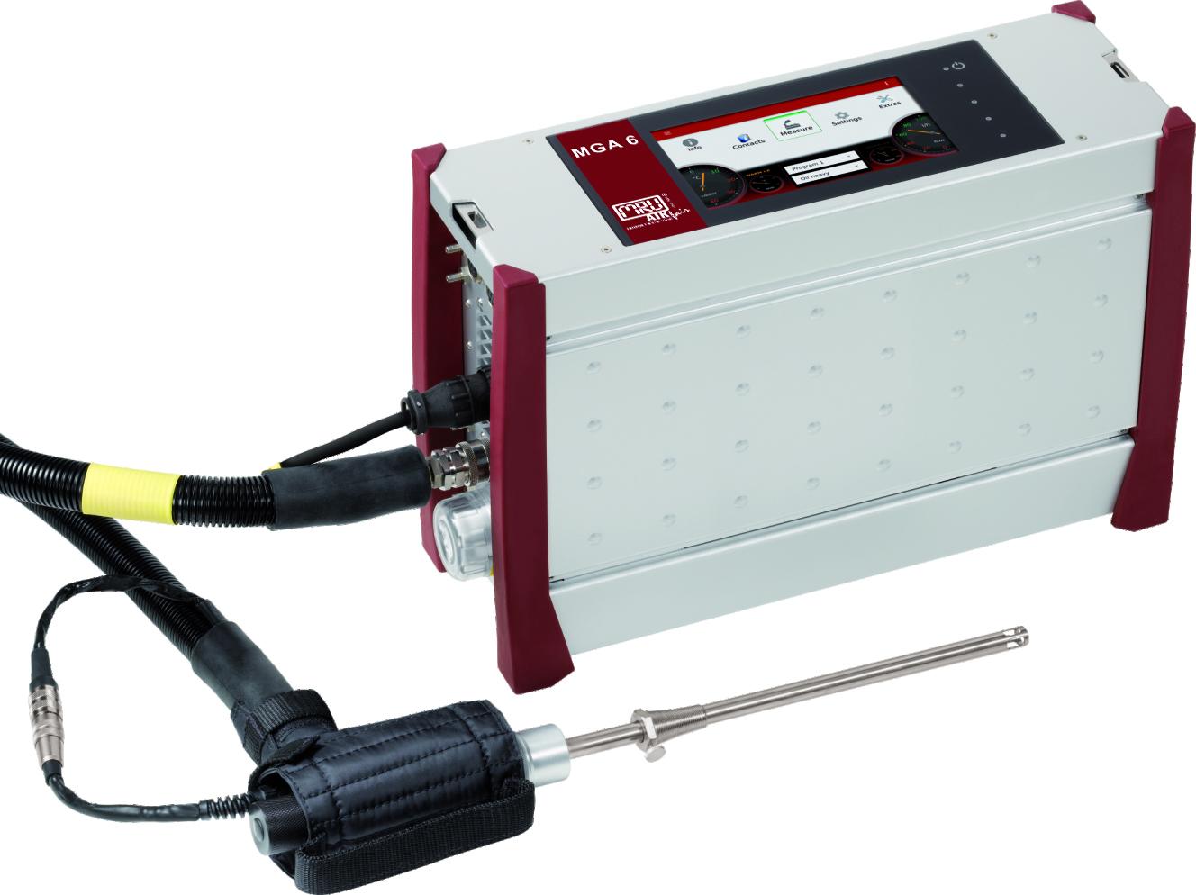 德国MRU 便携式红外烟气分析仪MGA6