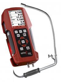德国MRU 手持式汽车尾气分析仪OPTIMA7-NDIR
