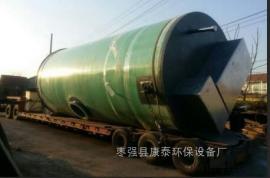 一体化污水提升泵站@咸丰一体化污水提升泵站
