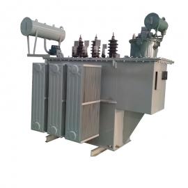 2000 35/10.5KV三相全密封油浸式配电变压器 全铜绕组