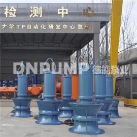德能泵业1600QZ潜水轴流泵