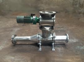 鼎龙电力设备不锈钢气力输送泵
