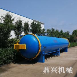 木材阻燃设备 浸渍罐 木材防腐机械 木材防腐真空罐