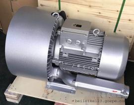 双叶轮15kw高压风机 15kw漩涡式真空泵 贝雷克RT-H8215CS风机