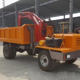 专业生产农用随车挖多功能四不像随车挖拖拉机挖掘机