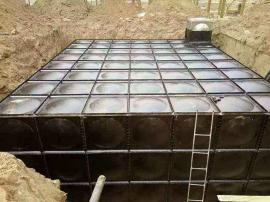 地埋式抗浮水箱