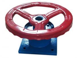10knLQ型手轮螺杆启闭机 手扳带锁式螺杆启闭机 结构简单 易安装