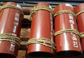 陶瓷耐磨弯头 傲旭管道 耐磨