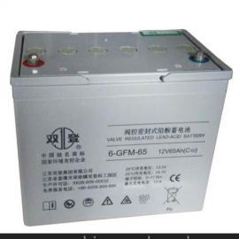 双登蓄电池6-GFM-26