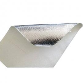 现货大型机械防潮铝塑编织膜铝塑编织布铝塑膜设备出口真空膜