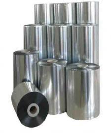 镀铝包装卷膜铝膜编制布工业铝箔纸锡纸1.2米宽