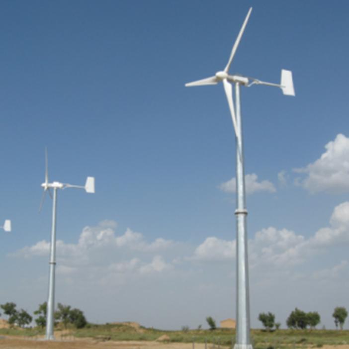 晟成20千瓦永磁直驱式风力发电机永磁低速风力发电机