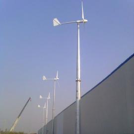 晟成家用3000w小型风力发电机2千瓦屋顶安装风力发电机