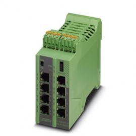 以太网集线器 - FL HUB 8TX-ZF - 2832551 菲尼克斯