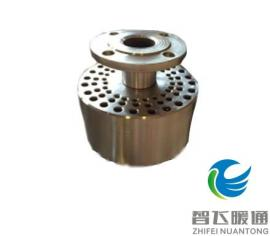 智�w暖通 汽水混合器 HX-25蒸汽加�嵯��器