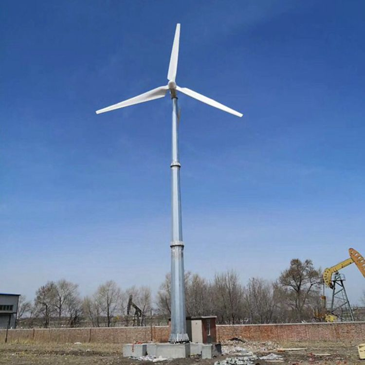 晟成30KW大功率并网风力发电机绿色能源