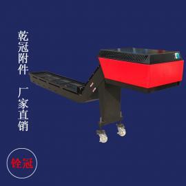 链板排屑机、刮板排屑机、螺旋排屑机等分类