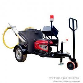 路面裂缝修补专用WGF-100沥青灌缝机